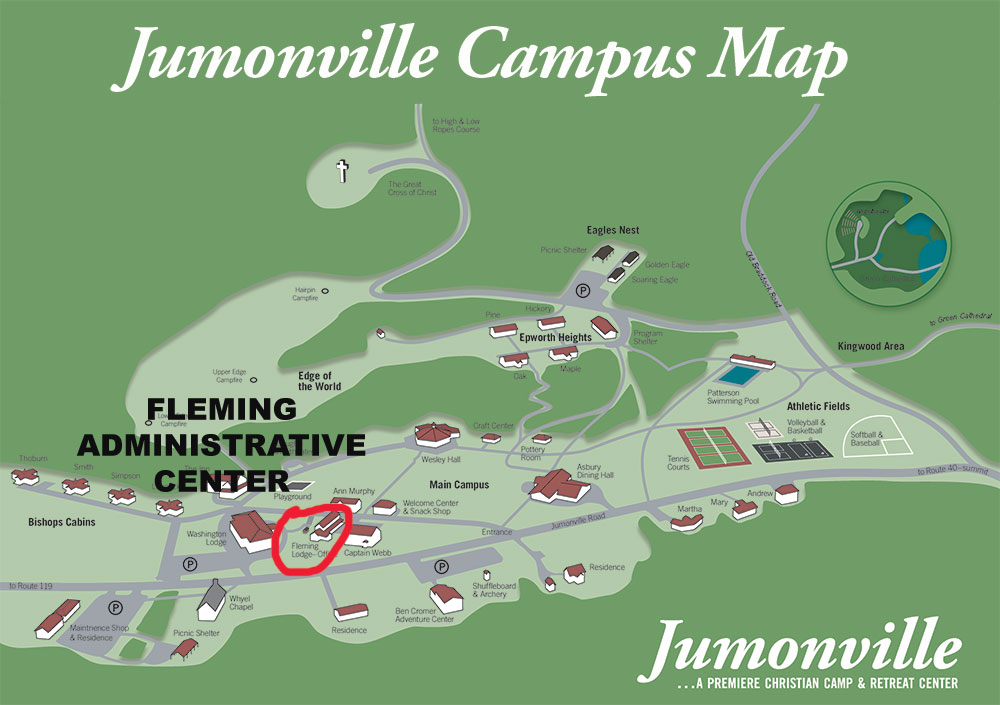 Fleming Campus Map