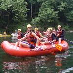 Flatwater Rafting