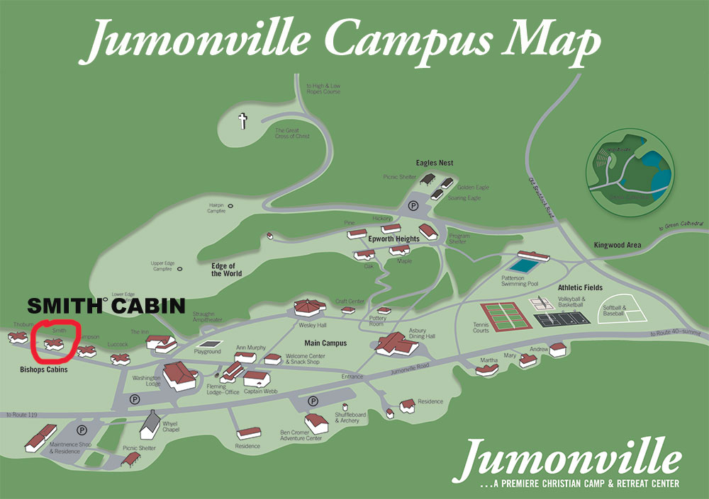 Smith Campus Map