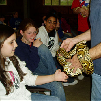 LHOS snake show