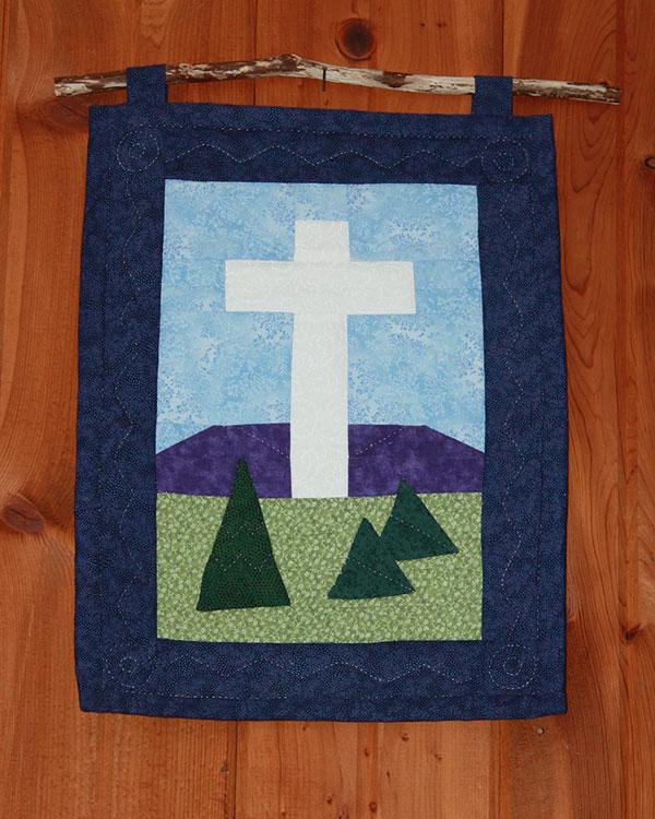 Jumonville Cross Quilt