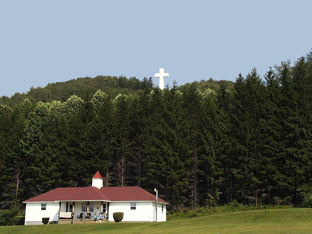 Cross Bishops Cabin powerpoint