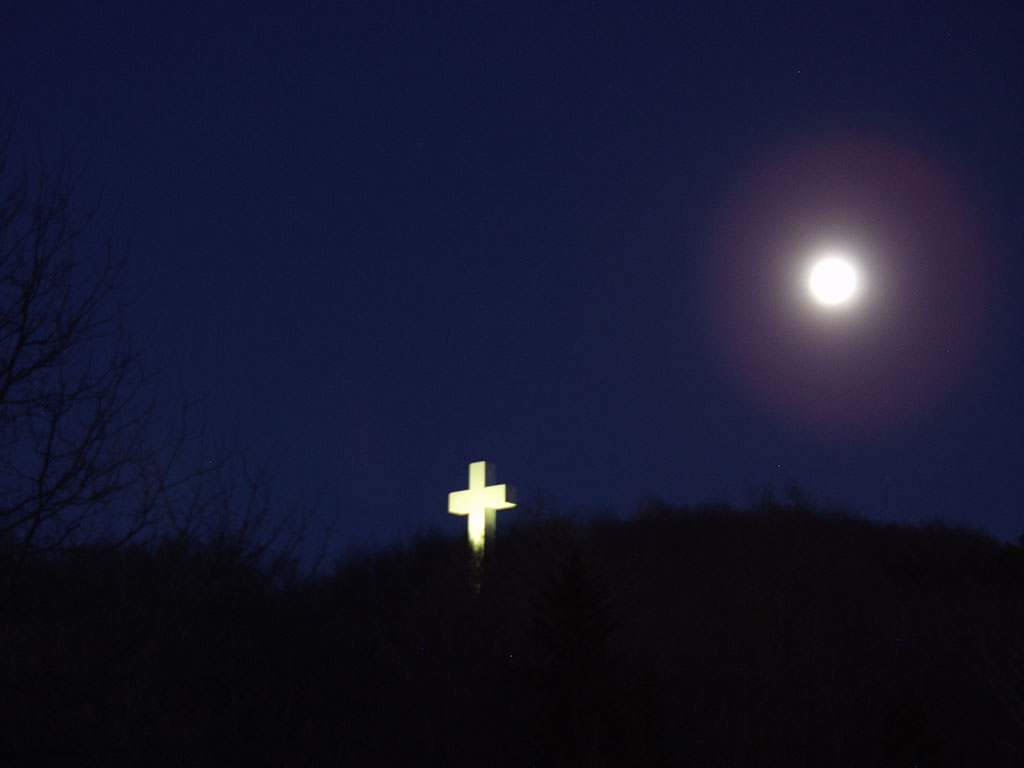 cross moon 1 powerpoint