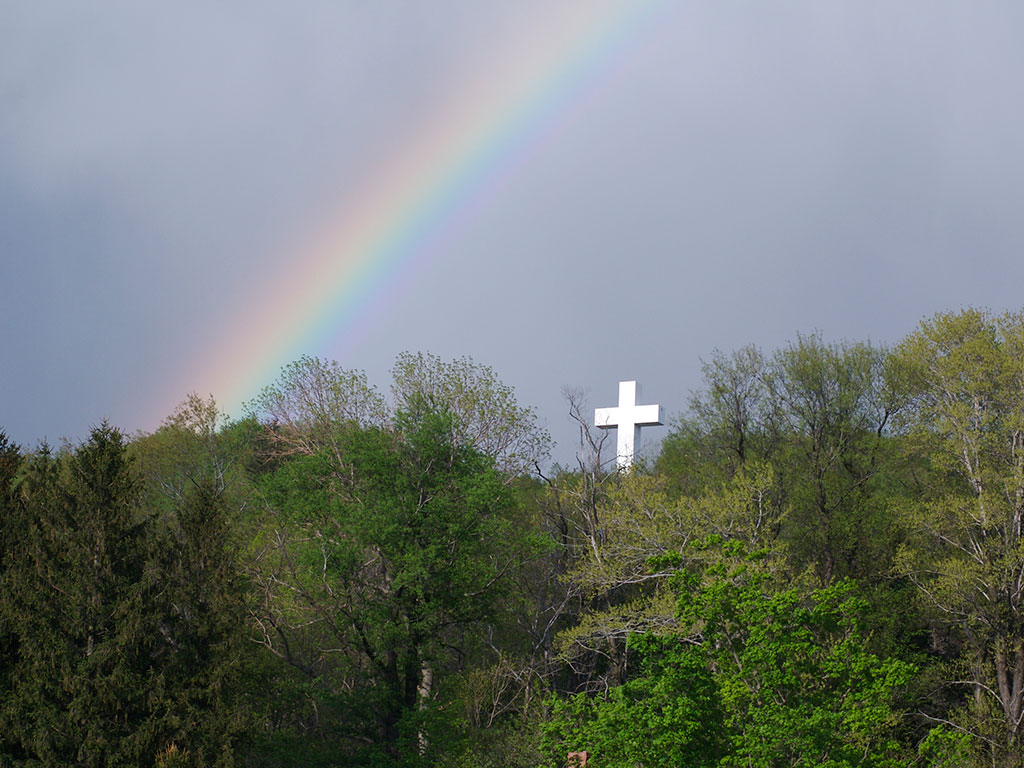 cross rainbow 1 powerpoint