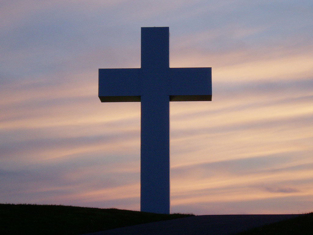 cross sunset 1 powerpoint