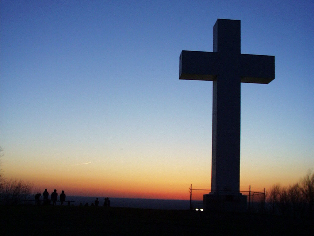 cross sunset 3 powerpoint