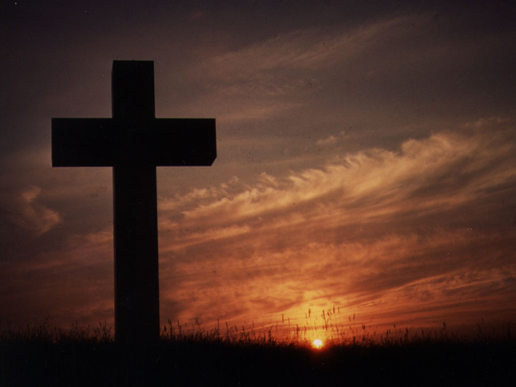 cross sunset 5 powerpoint