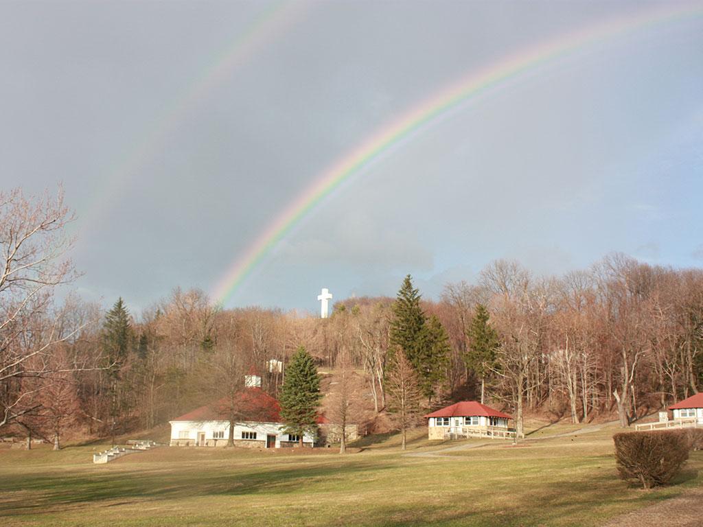cross rainbow 4 powerpoint