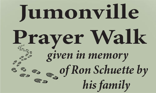 prayer walk graphic